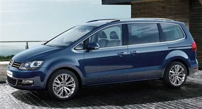 VW Sharan 7 seats Automatic